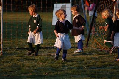 Bennett's 1st Soccer Season 2007