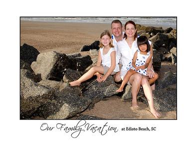 The Kesler Family Book 2012