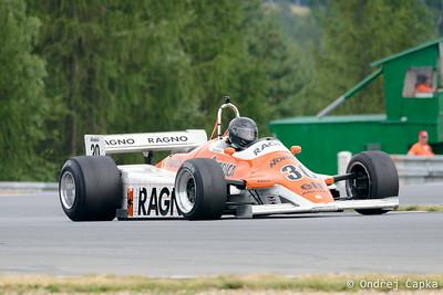 Brno GP Revival - 1980s F1