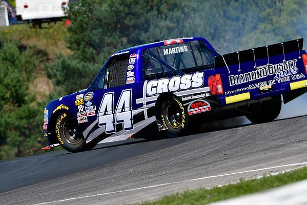 2016 NASCAR Truck Series Chevrolet SiIverado 250 at CTMP