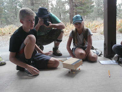 Fall 2017 Overnight Outdoor Learning