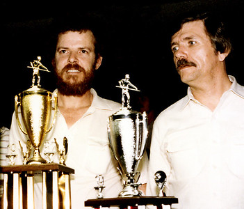 1982 Clyde Childress Memorial Pool Tournament - photos by Bill Porter
