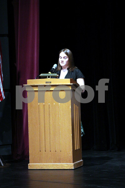 2010 RTHS NATIONAL HONOR SOCIETY INDUCTIONS