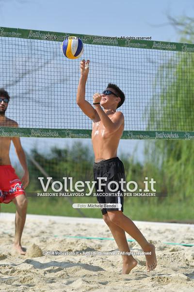 presso Zocco Beach PERUGIA , 25 agosto 2018 - Foto di Michele Benda per VolleyFoto [Riferimento file: 2018-08-25/ND5_8558]