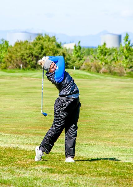 Hafdís Alda Jóhannsdótitr, GK.  Mynd/seth@golf.is