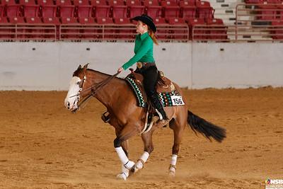 Thursday Novice Horse Set 12 112-121