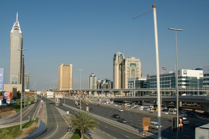 Shiek Zayed Highway 2 - Dubai, UAE