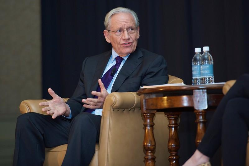 Bob Woodward. Middleburg, Virginia. November 2016