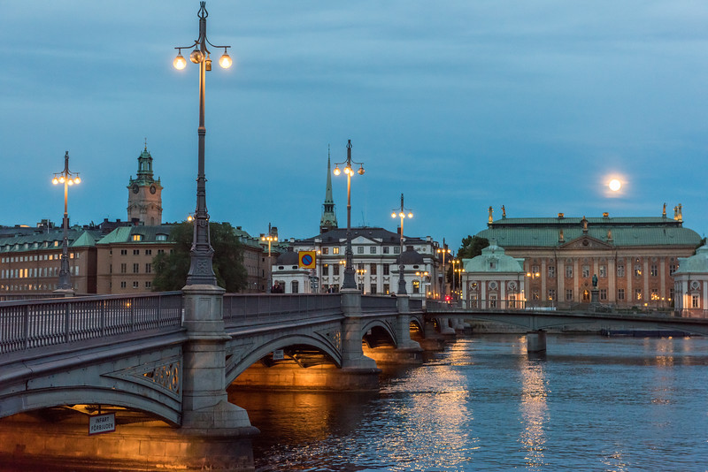 Sweden & Denmark