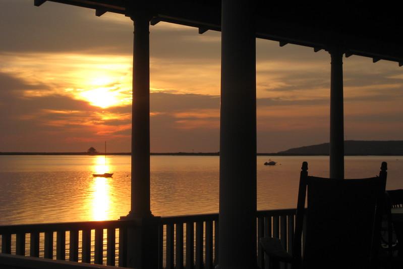 Bay Side Porch
