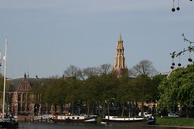 Nederland - Steden
