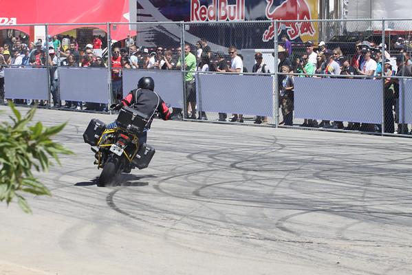 2011-7-24 Stunt Show