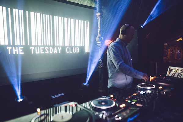 16-09-16 The Tuesday Club / Speigeltent / Horse