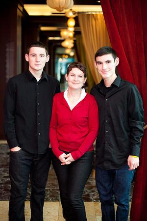 Samantha Reynolds & Family - Nov. 2011
