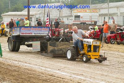 Garden Tractor Pullers 9/02/13