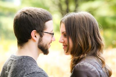 Samantha and Aaron