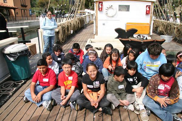 20090311 Ms. McGrath's Class to Dana Point