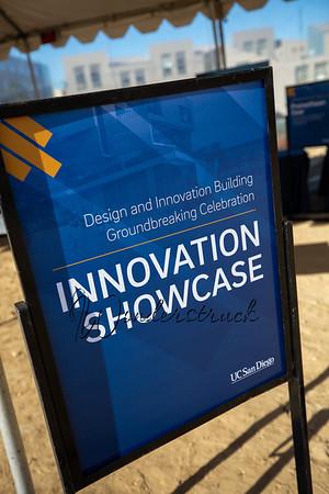 Design & Innovation Groundbreaking 2019