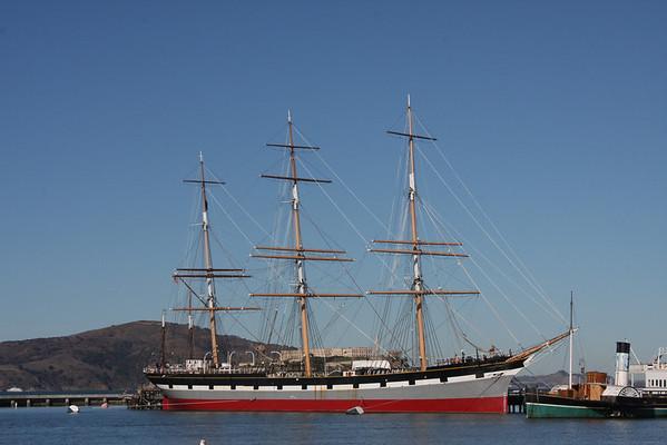 Sea Crest Balclutha