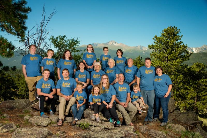 Kintz Family Group Shot