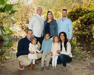 Bagley Family, 2020