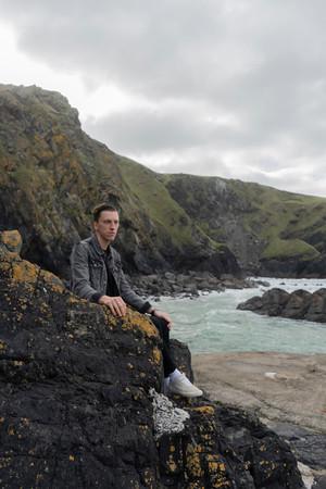 Fraser at Mullion Cove