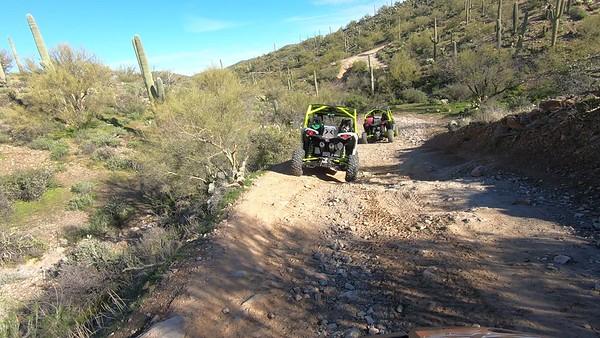 Martinez Mine Area AZ 2-14-16-20 Video