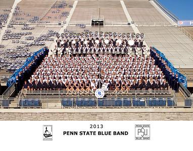 Blue Band 2013