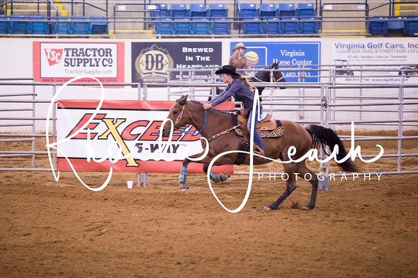 Virginia Classic Barrel Race Sunday #4 Open 6-4-17