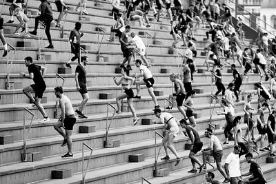 November Project - Harvard Stadium