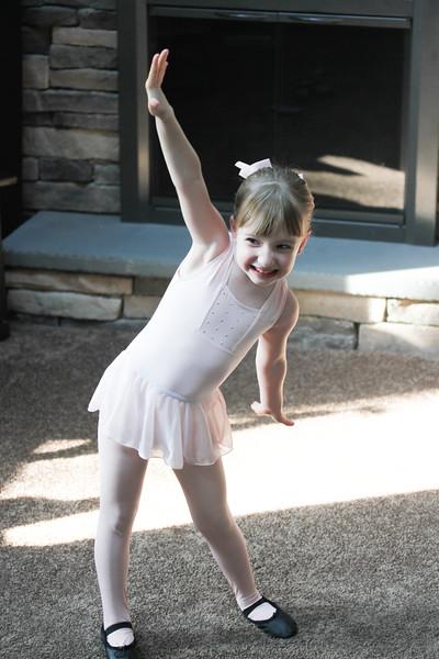 Ballerina Kayla