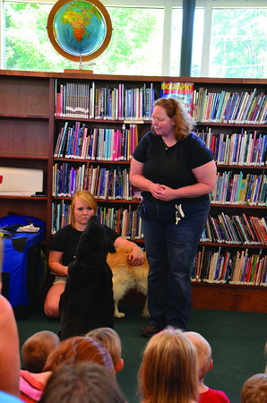 Library Dog Event