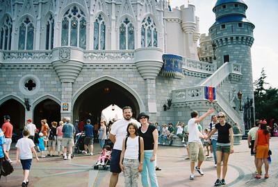Disney World Spring Break (03/2007)