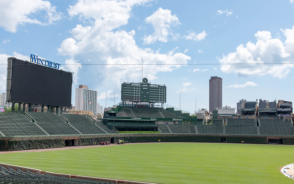 Wrigley Field Tour with PCA Chicago Region