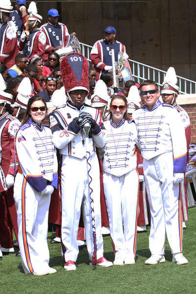 Friends of the Marching 101