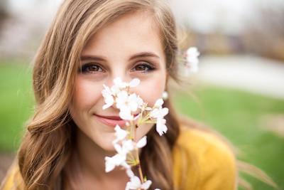 Peyton Cherry Blossoms