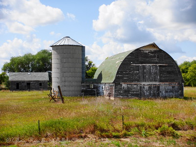 Once a Milking Barn
