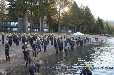 XTERRA Lake Tahoe Swim 2012