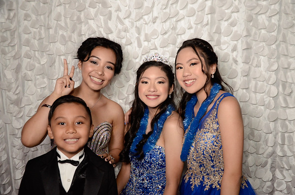 Bhea's Photo Booth Pictures