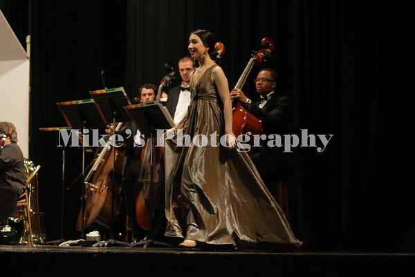 Eleanor Pearl at the Symphony December 2012