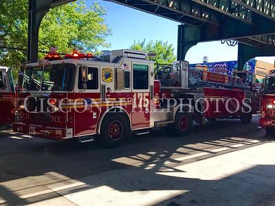 FDNY - Brooklyn Firehouses & Apparatus