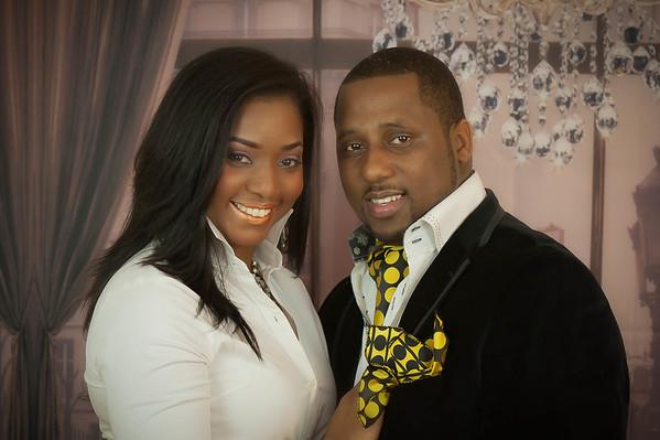 Rev Eric Brown Family
