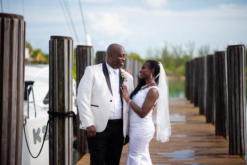 Clyde & Alexandria Wedding