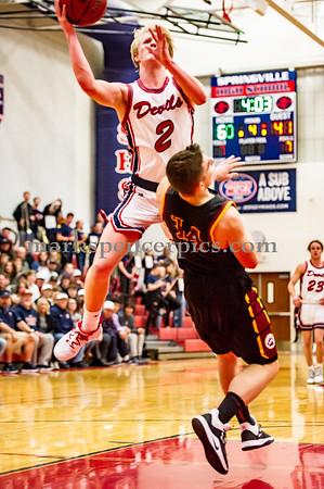Basketball SHS vs MVHS 2-21-2020