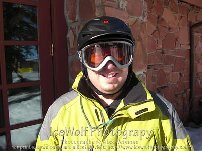 Ski Utah January 2009