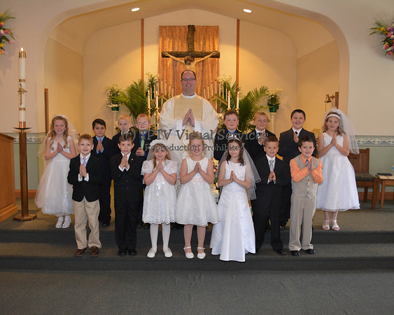2014 St. Jerome 1st Communion
