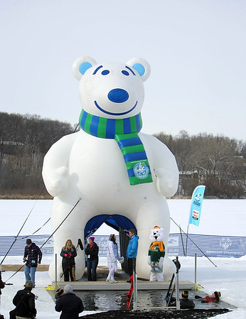 Polar Plunge 02Feb13