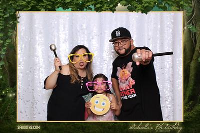 Gabriella's 7th Birthday - October 5, 2019