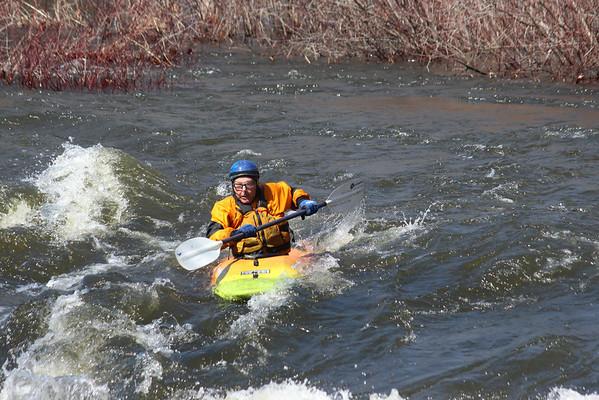Souadbscook Stream Canoe Race 2014 Camera One