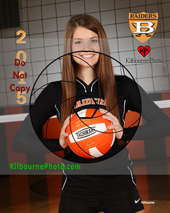 John I Burton Volleyball 2015